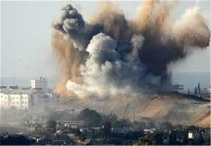 دانلود تحقیق وقوع جنگ و بمباران هوایی و موشكی