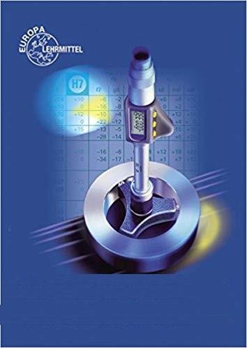 کتاب جداول و استانداردهای طراحی و ماشینسازی (زبان انگلیسی)